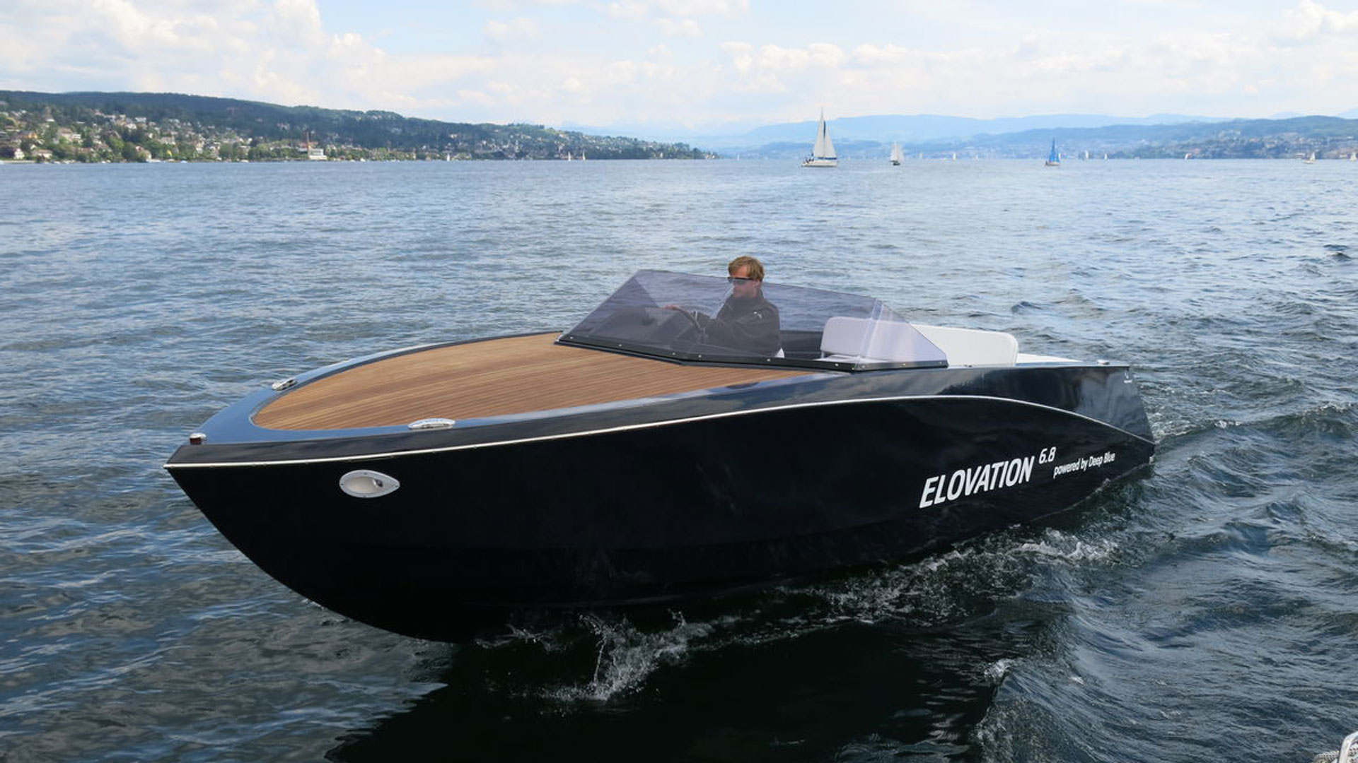 Next-Generation Electric Boating