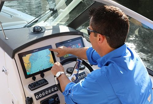 {MIBS} Raymarine Releases Game Changers