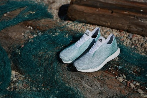 Adidas Releases Ocean Plastic Shoes