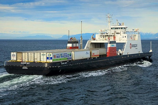 Double First for Seaspan Ferries