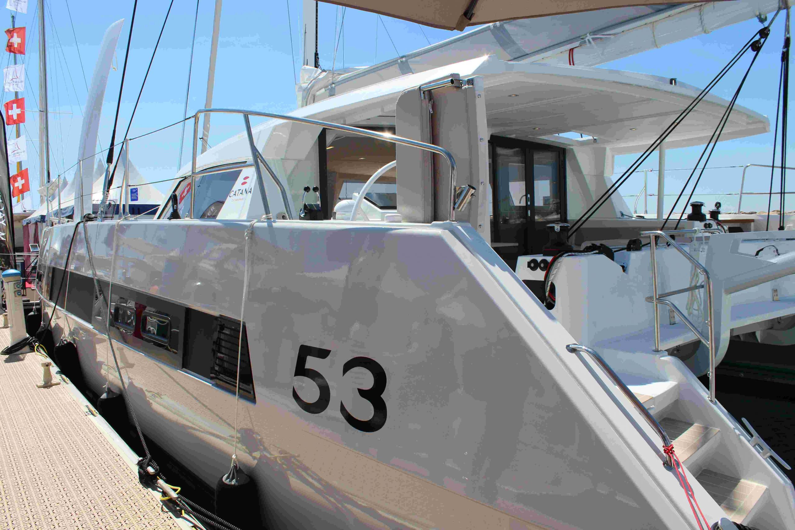 {La Grande Motte} The Catana 53 Hits the Cruising Sweet Spot