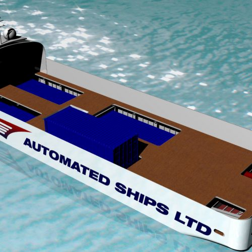 Offshore Support Goes Autonomous