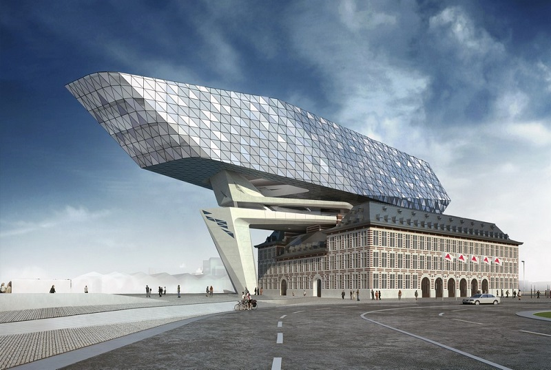Antwerp Port House Rewarded