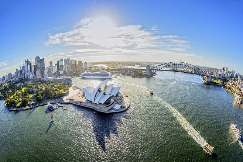 Enhanced GPS EGNOS Tested in Sydney