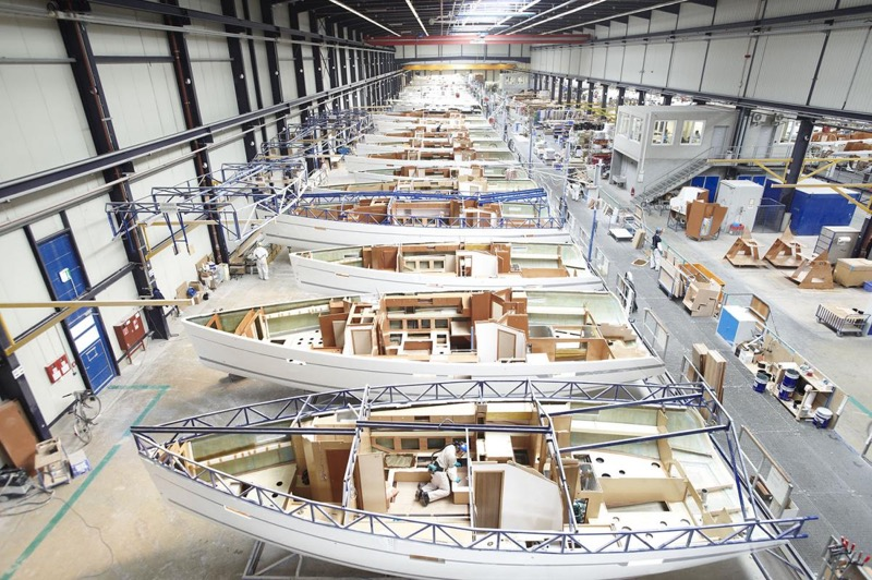Bavaria Yachts in the Doldrums