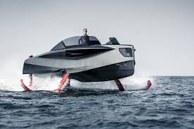 {Cannes Yachting Festival} VIDEO. Futuristic Foilers