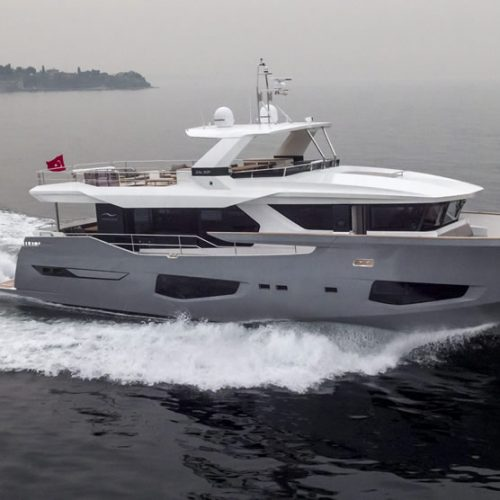 {Cannes Yachting Festival} VIDEO. Explorer Yachts