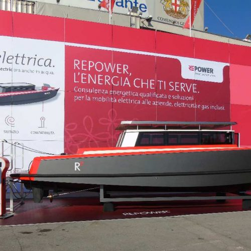 GENOA. The Future of Boating? The RepowerE