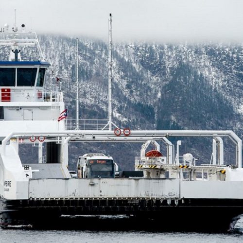 Automated Mooring for e-Ferries